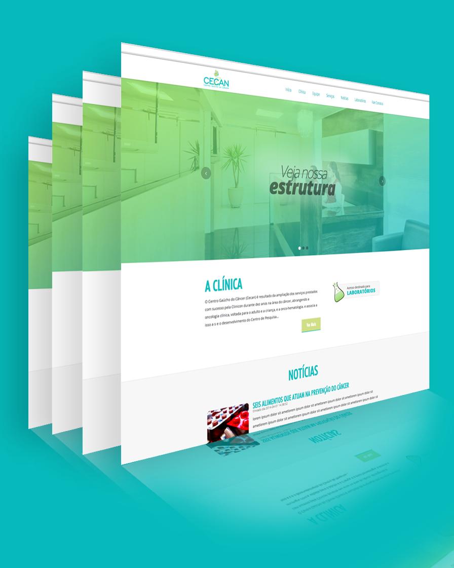 Novo site - CECAN